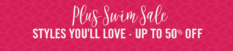 Plus Size Swim Sale Styles You'll Love - Up To 50% off