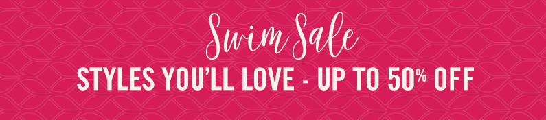 Swim Sale Styles You'll Love - Up To 50% off