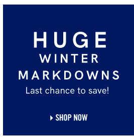 a371e2f6b4dc3 Shop our huge winter markdowns for you last chance to save.
