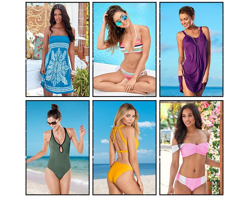 c7b2fdeb27b1 Women's Clearance: Clothing, Swimwear & Swimsuits | Venus