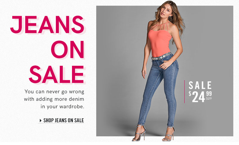 81a6a678b5e87 Women's Clothing & Fashion | Dresses, Tops & Jeans | VENUS