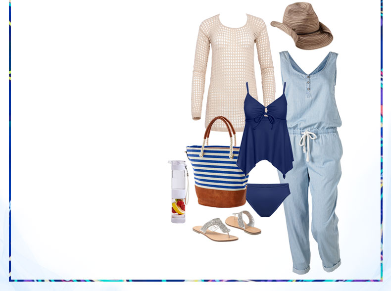 Which is your beach chic style?