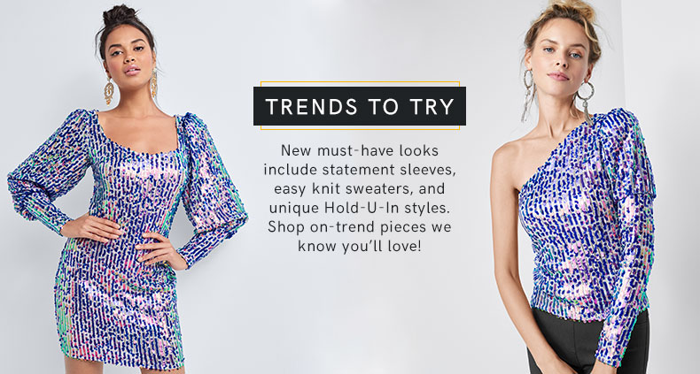 New must have looks from VENUS.