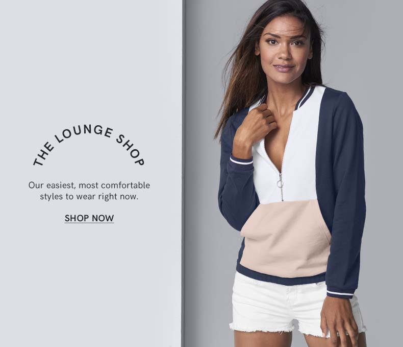 Discover our Lounge Collection and make a fashion statement.