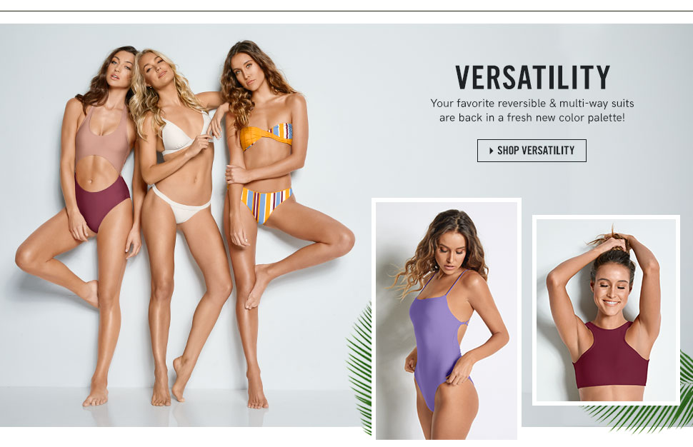 Browse the Venus Versatility collection.