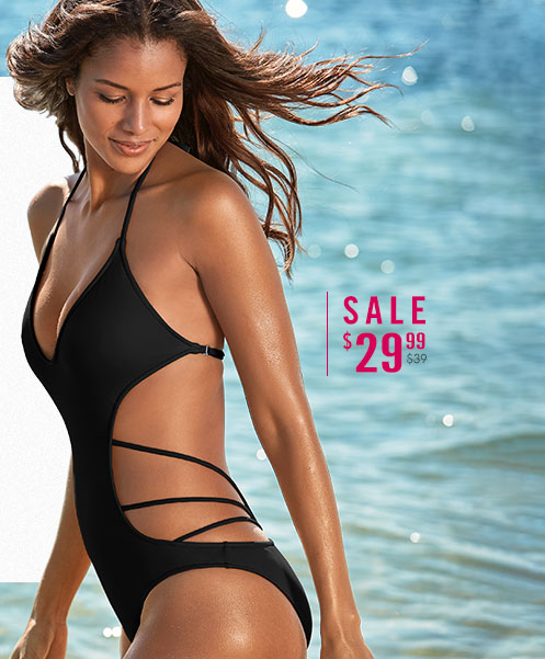 Find that perfect one-piece suit on sale from VENUS.