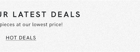 Check out all these Hot Deals from VENUS!