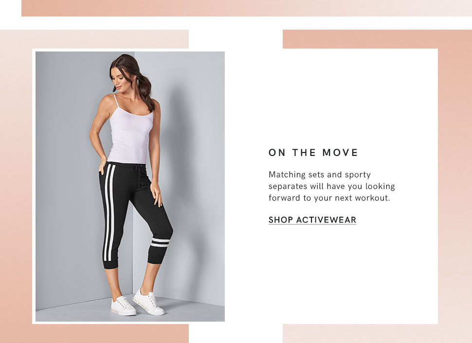 Sporty looks for every day!