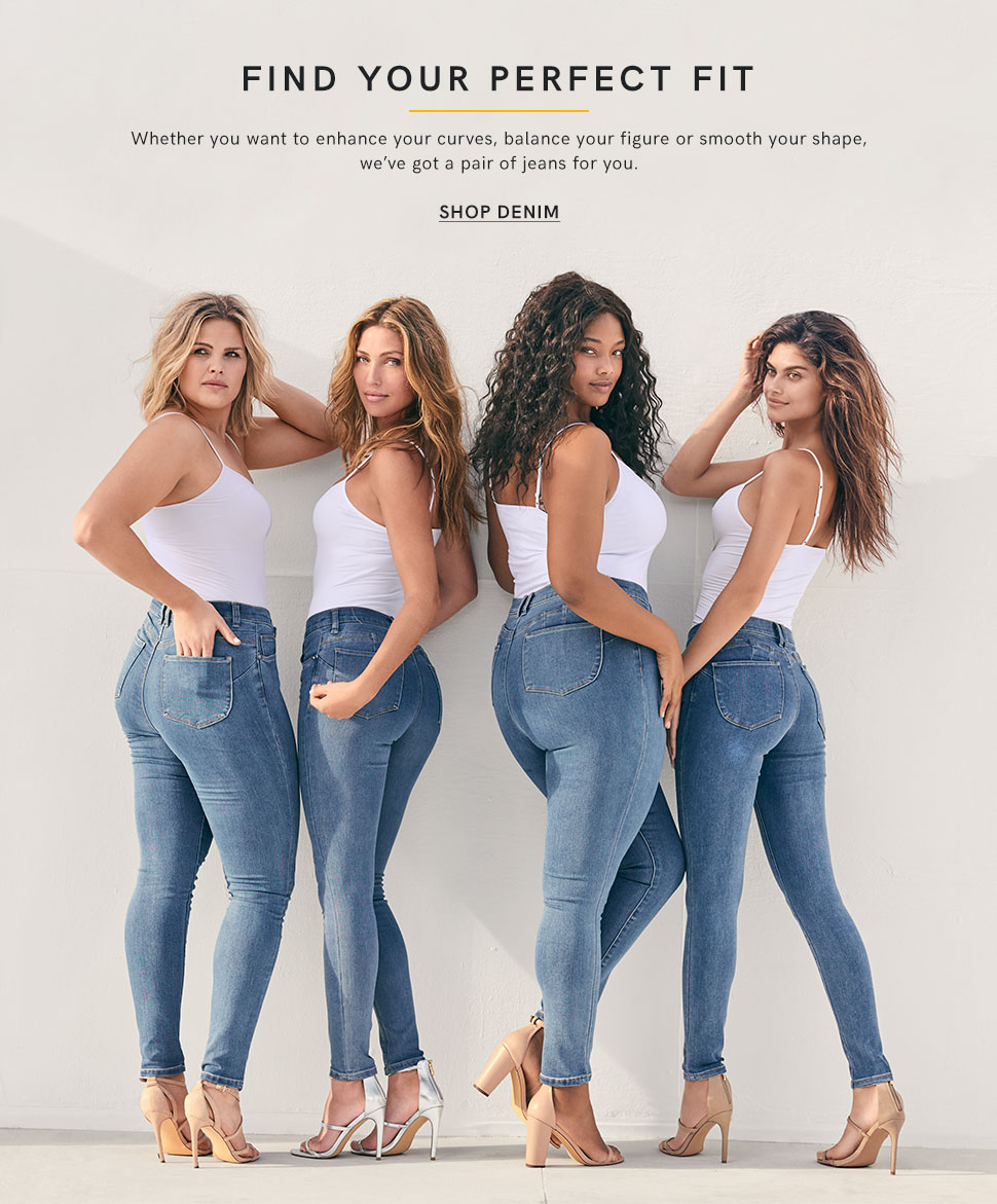 Shop for all of your denim fashions from VENUS!