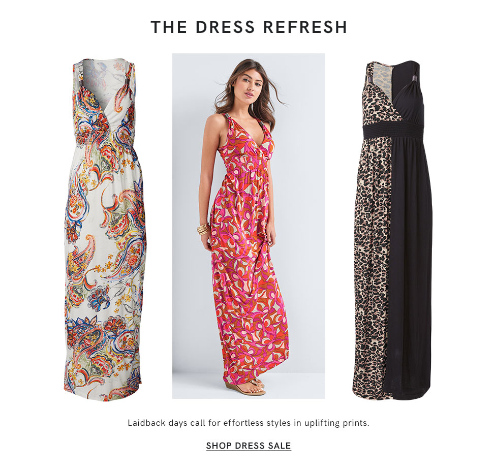 Find that perfect dress for any occasion from VENUS!