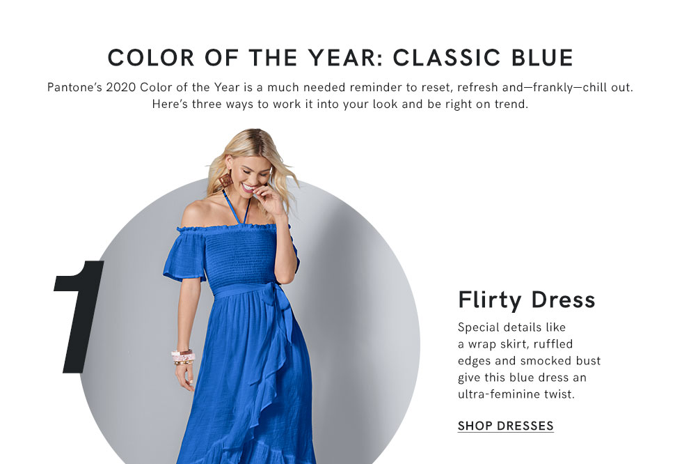 Find the dress for any occasion from VENUS.