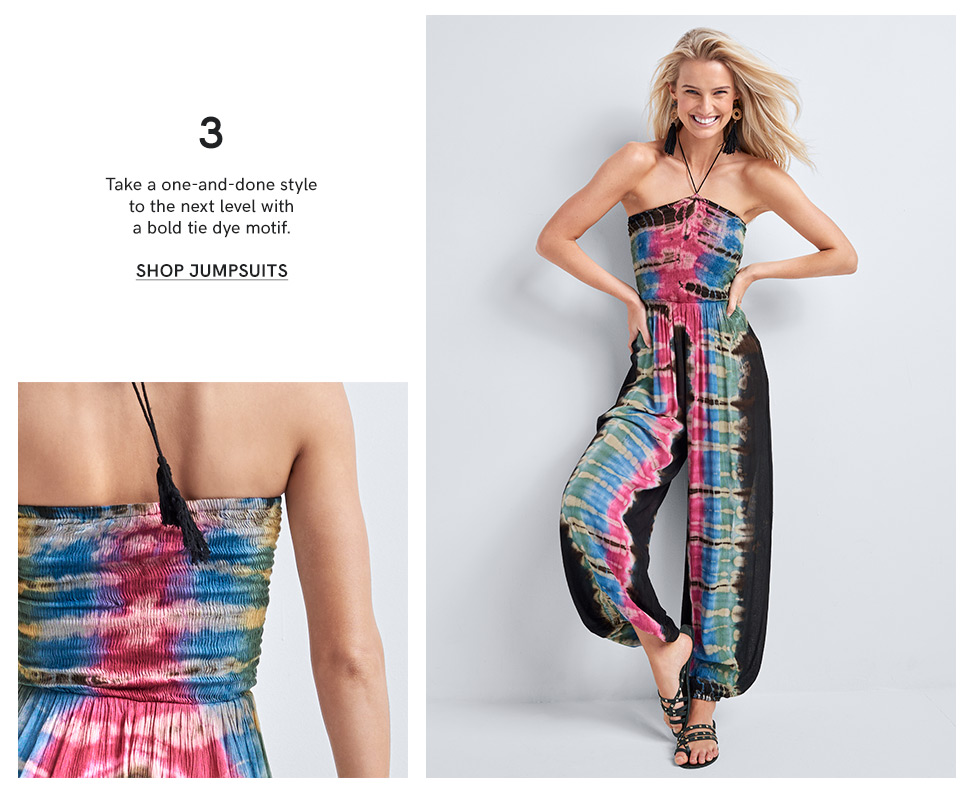 Browse our Selection of Jumpsuits from VENUS.