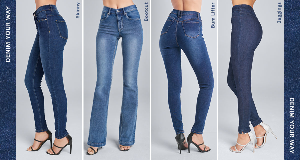 Find all the deals on new Jeans from VENUS.