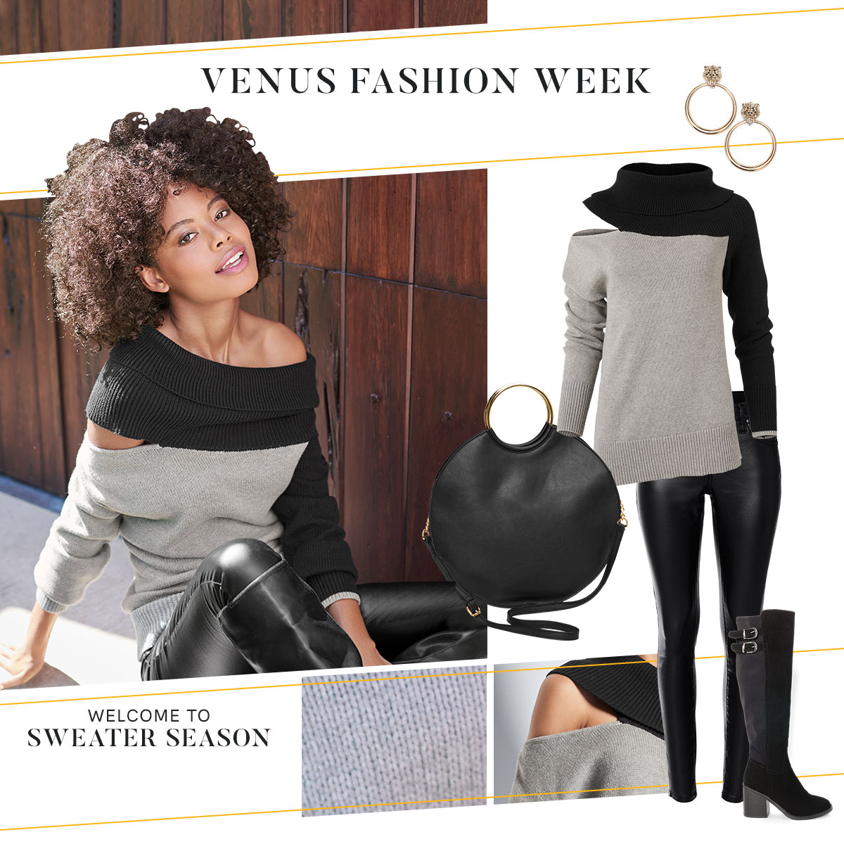 Discover all of the New Styles that VENUS has to offer.