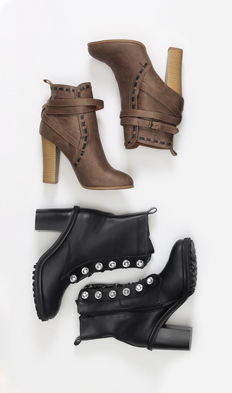 Find the perfect pair of Boots for your wardrobe.