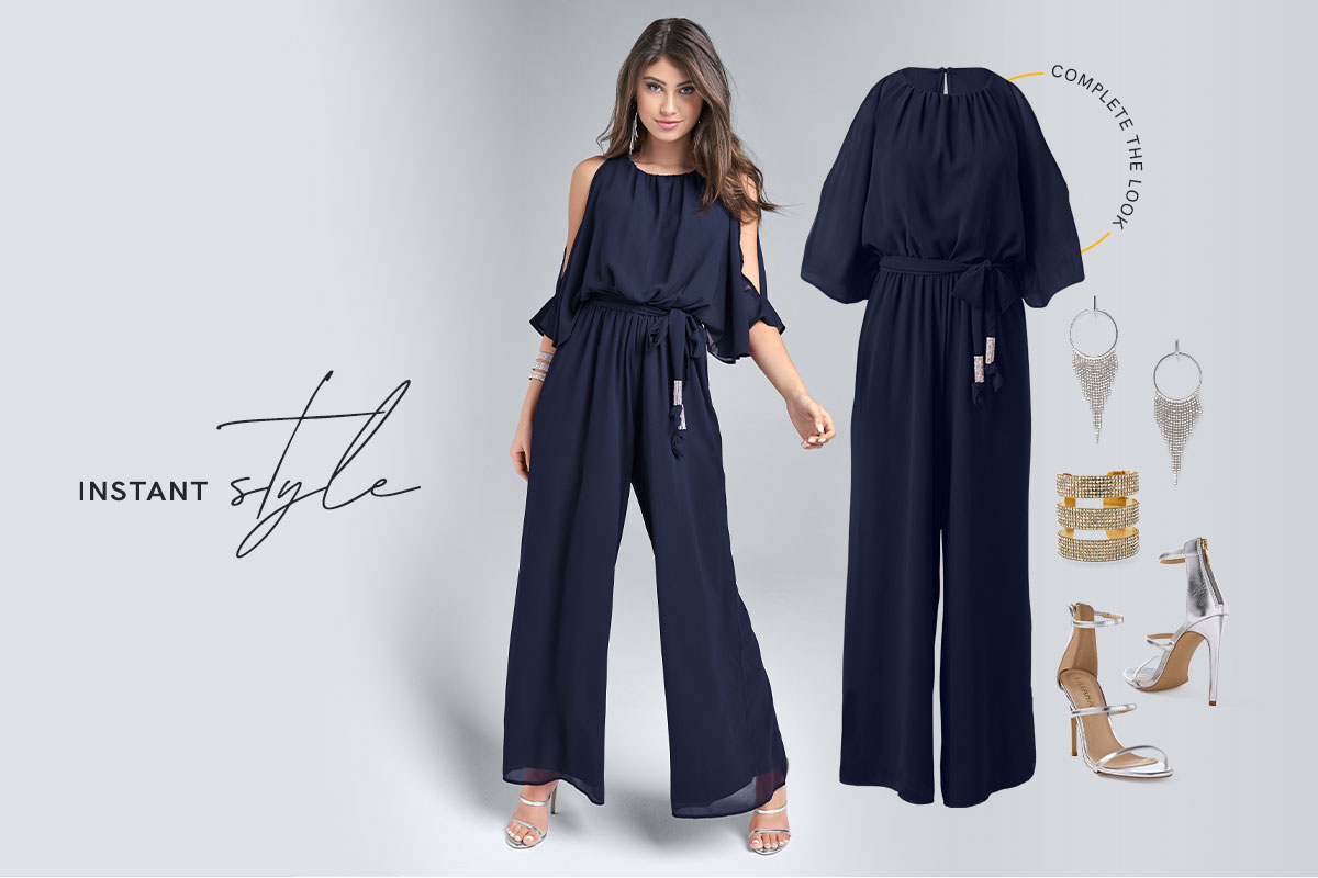Browse our selection of Jumpsuits & Rompers.