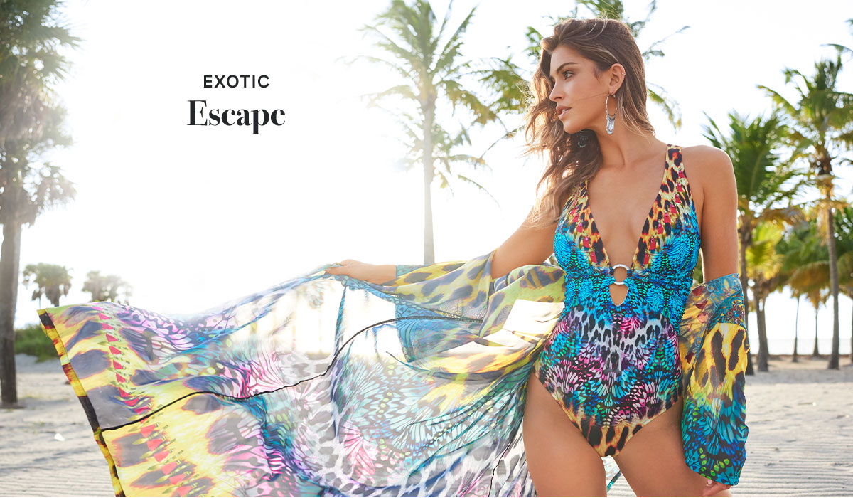 Shop our St. Tropez Collection from VENUS.