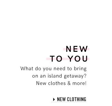 New To You >> New Women S Fashion New Swim Clothing Lingerie Venus