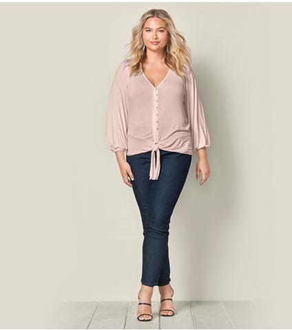Trendy Plus Size Womens Clothing Venus