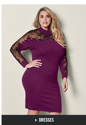 Women S Plus Size Fashion Venus