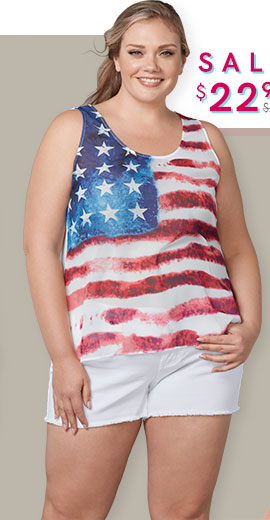 a258ee159 Shop for that must-have Plus sized Top from VENUS!