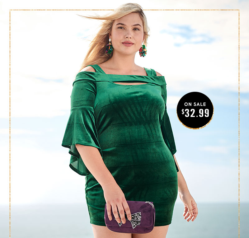 Women\'s Plus Size Fashion | VENUS
