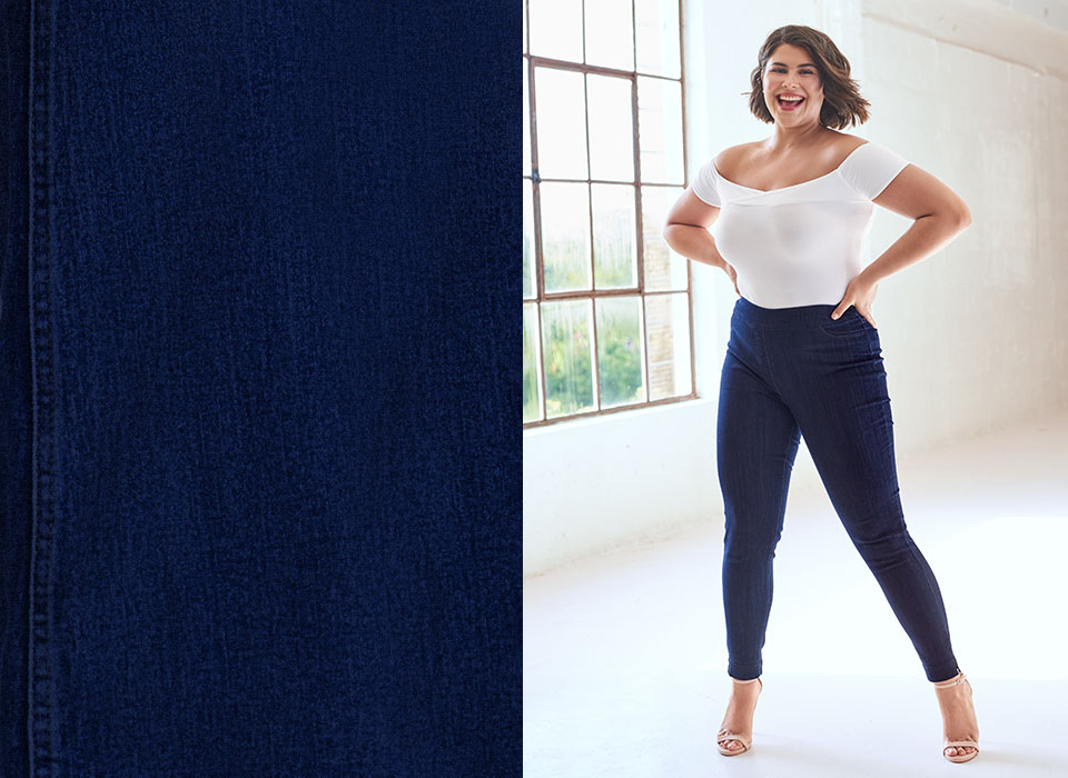 Discover our selection of plus size Jeans from VENUS.