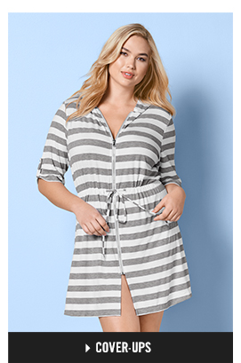 Shop Plus-Size Swimsuit Cover-Ups.