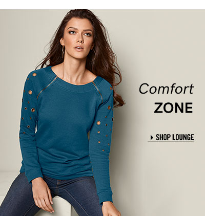 Comfort Zone. Shop Lounge.