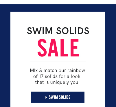 Shop Swim solids for women.
