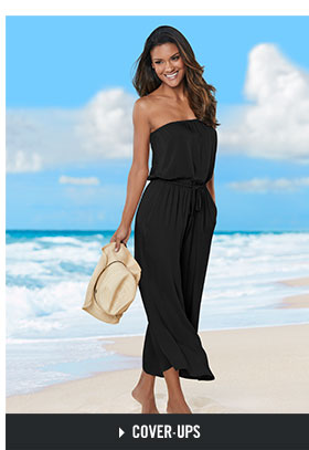 Shop Cover Ups for women.