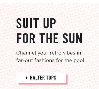 fc08b9b2ef283 Shop VENUS Halter Top bikinis