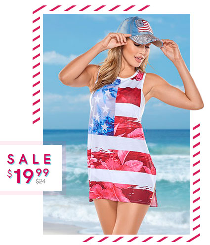 83266ce8a79aa Shop VENUS patriotic-themed swimsuits and monokinis. Shop our swim ...