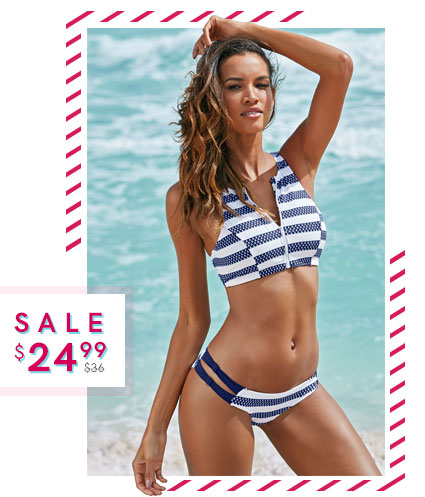 d71143c1f6 Everything Swim Sale with hot swim staples that take you to the beach or  pool.