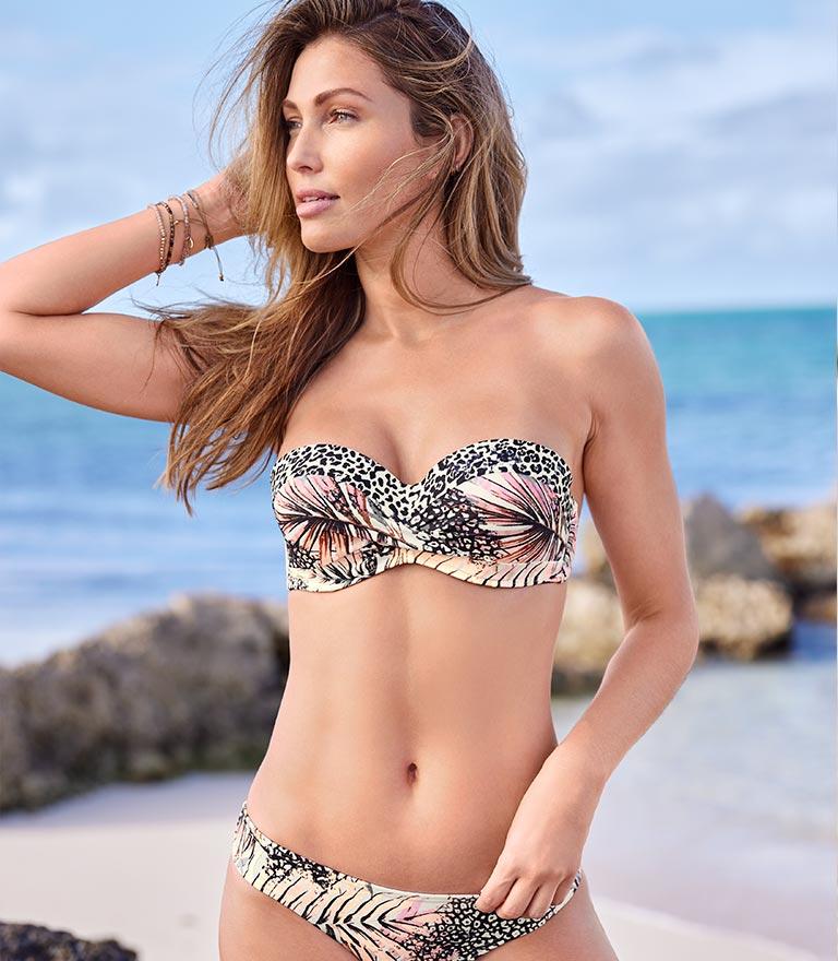 trunks Blue swirl Starwear.us Aries contoured Front Brazilian Back Bikini Swimsuit Swim Brief bathing suits