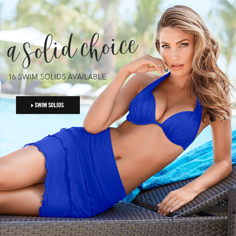 A solid choice. 16 swim solids available. Click to shop swim solids.