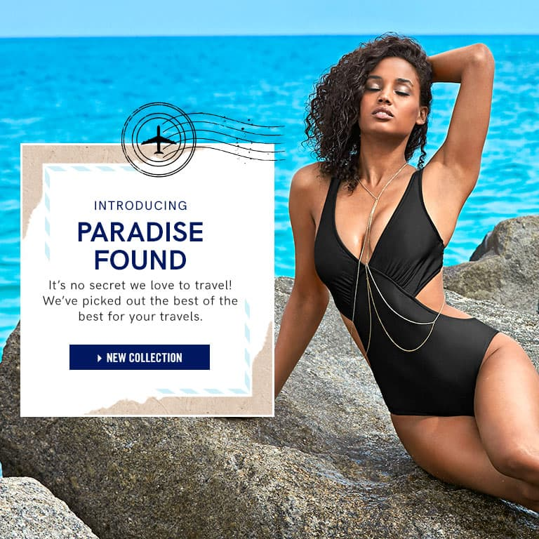 Introducing Paradise Found: It's no secret we love to travel! We've picked out the best of the best for your travels.